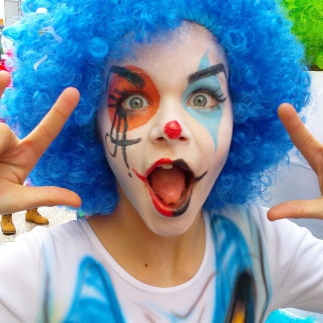 ск клоун